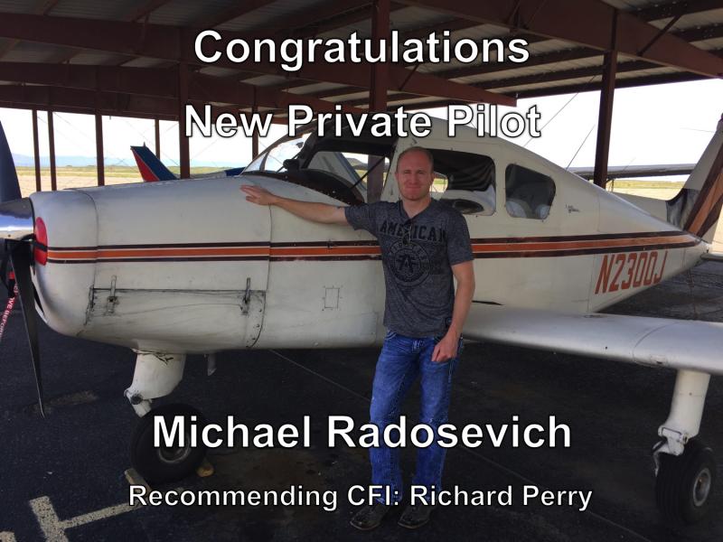 Radosevich PPL