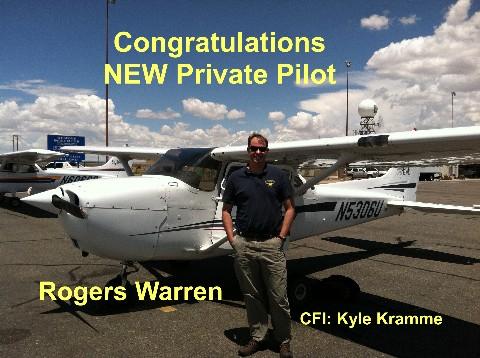 Rogers Warren